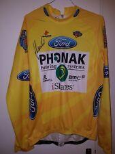 maillot cycliste vélo LANDIS cyclisme tour de france cycling jersey radtrikot