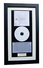 HOOBASTANK The Reason CLASSIC CD Album GALLERY QUALITY FRAMED+FAST GLOBAL SHIP