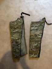 Wiggy's insulated ( multicam cotton / Polly material) insulated leg jackets.