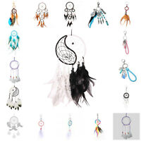 Dream Catcher Keyring Charm Pendant Purse Bag Key Ring Key Chain Car Keychain
