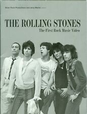 The Rolling Stones 2002 The First Rock Music Video magazine publication