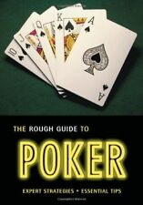 The Rough Guide to Poker - New Book Fletcher, Iain