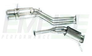 Nissan Skyline (1993-1999) R33 GTS-t / GT-R Skyline Dual-N1 Catback Exhaust