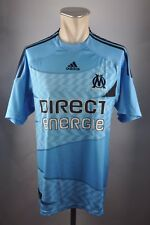 2008-09 Marseille Away Maillot Jersey Taille L Adidas Direct énergie