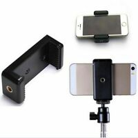 Mobile Phone Stand Clip Bracket Holders Tripod Mount Adapter for GPS Smartphone
