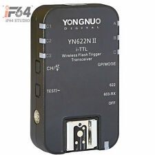 1PCS Yongnuo YN-622NII i-TTL Wireless Flash Trigger Transceiver for Nikon Camera