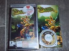 DAXTER  - Rare Sony PSP Game