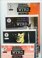 Wyrd #1, #2, #3, and #4 Dark Horse Comics Lot of 4 Books