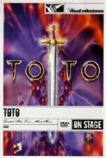 TOTO - GREATEST HITS LIVE...AND MORE  DVD  12 TRACKS CLASSIC ROCK & POP  NEU