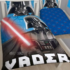 Star Wars Classic Universe Darth Vader Single Duvet Cover Bed Set Gift