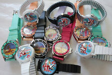 Wholesale 50 Pieces of Mechanical Watch, SWISS, Flying Plane, Sailing Boat, Toy