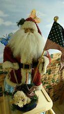 Weihnachtsmann Amerikanischer Santa Claus
