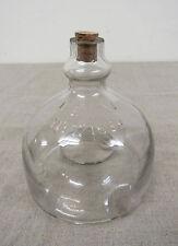 German Vintage White Glass Flytrap. Period 1930s.