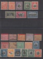 PANAMA Canal Zone. Selection 24 Values.  Used
