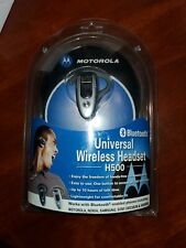 New Motorola H500 Bluetooth Wireless Headset