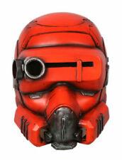 Game Destiny Hunter Mask Orange Resin Mask Cosplay Props Xcoser Adult