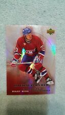 2005-06 McDonalds Upper Deck NHL MICHAEL RYDER Montreal Card #20