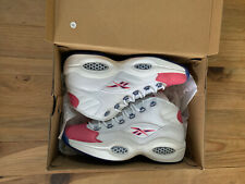 ERIC EMANUEL REEBOK QUESTION MID SIZE 11 100% AUTHENTIC BRAND NEW IN BOX!!!