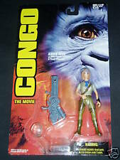 CONGO ACTION FIGURE KAREN ROSS KENNER 1995