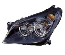 Opel Astra H 2004-2010 Electric Headlight Front Lamp Black Inside LEFT LH