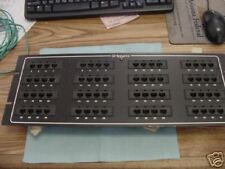 Ortronics 64 Port Rack Mount Patch Panel, CAT Wired<