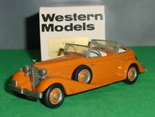 1933 Cadillac V16 Victoria van Western Models