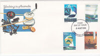 1981 Yachting in Australia FDC - Townsville Qld 4810 PMK