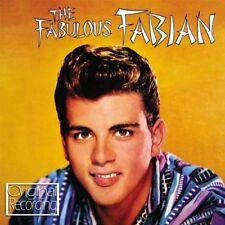 THE FABULOUS FABIAN (NEW SEALED CD) ORIGINAL RECORDING