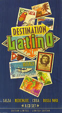 Destination Latino (6 CD)