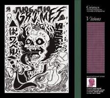 Grimes Visions vinyl LP NEW sealed