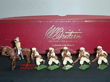Britains 00135 British Army in India Queens Own Corps of Guides Toy Soldier Set