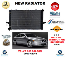 FOR VOLVO S60 NEW RADIATOR 2000->2010 2.0 2.4 2.5 T T5 AWD CNG LPG D5 OE QUALITY