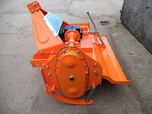 Compact Rotovator Tractor Mounted , 1.05m Soil Tiller  INC VAT