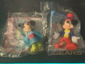 McDONALDS MICKEY & FRIENDS Epicot Adventures Minnie in Japan MICKEY IN USA New