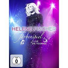 Helene Fischer : Farbenspiel Live - Die Tournee - Deluxe Edition (2 CD + DVD)