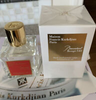 BNIB Maison Francis K MFK Baccarat Rouge 540 Scented BODY OIL 2.4oz/ 70ML SEALED