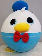 "Disney Donald Duck Round Soft 16"" Plush from Japan - Brand New"