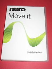 Nero Move it - Installation Disc - CD + Heft - PC