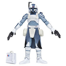 "Star Wars The Black Series 3.75"" #12 Clone Commander Wolffe Figure Par Hasbro"