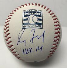 Greg Maddux Signed MLB Baseball MLB Authentic #JD354227 Braves w/ Inscription