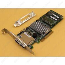New Sealed LSI SAS 9285-8E 6Gb/s RAID 1GB DDRIII = Dell H810 US-SameDayShip