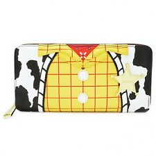 Loungefly Disney Toy Story Woody Zip Around Wallet NEW IN STOCK