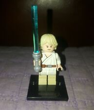 Authentic LEGO Star Wars Luke Skywalker Minifigure sw432 NY Comic Con 2012 HTF