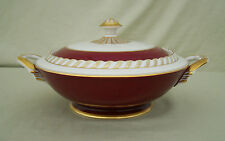 "Franconia Krautheim Cardinal 9"" Round Covered Serving Bowl"