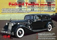 PACKARD TWELVE, Voiture personnelle de Staline, KIT ICM 1/35 - REF. 35535