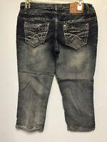 Amethyst Size 7 Capri Jeans