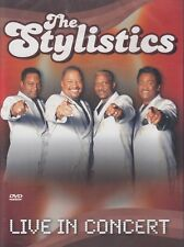 The Stylistics / Live In Concert (DVD,NEU! Original verschweißt, NEW))