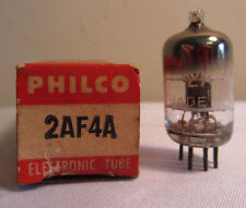 Philco 2AF4A Electronic Tube In Box NOS