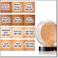 New Avon True Color Smooth Minerals Powder Foundation - spice