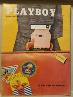 Playboy July 1956 * Good CONDITION * Free Shipping USA